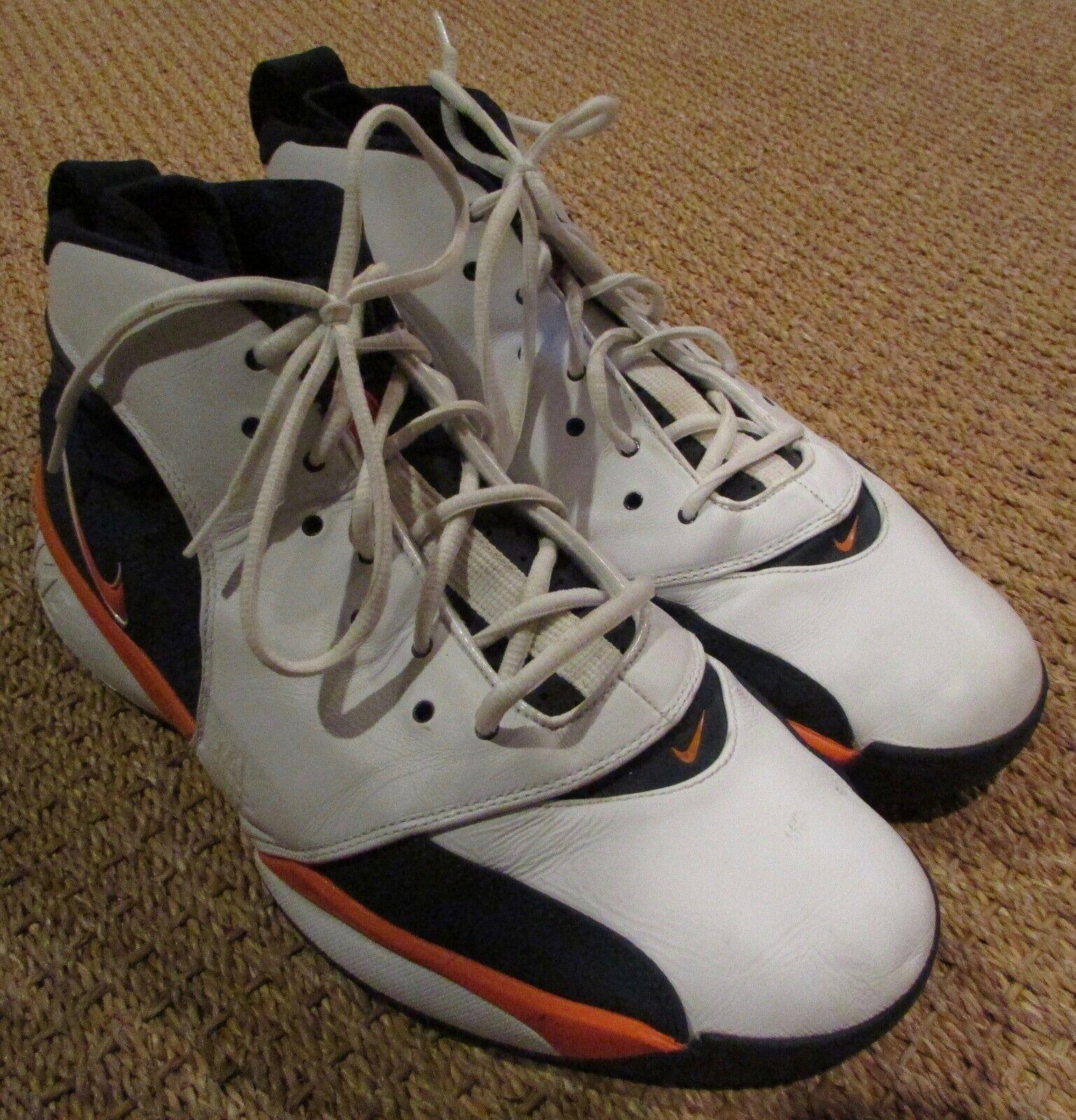 Señores nike Zoom aire 64 huarache elite baloncesto zapatos 2005