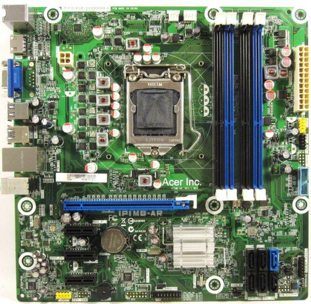 Gateway DX4870 Intel Motherboard IPIMB-AR REV: 1.02A DB.GDQ11.001