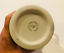 miniature 5 - Anthropologie Letter I Initial Coffee Mug White Black Retro Shaving Cup Monogram