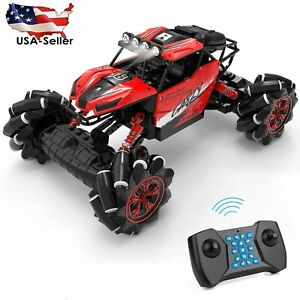 2-4Ghz-RC-Remote-Control-Off-Road-4WD-Drift-Car-Truck-20km-h-1-16-Scale