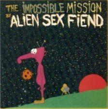 "Alien Sex Fiend The Impossible Mission Uk 12"""