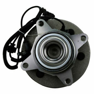 515143-Front-Wheel-Hub-Bearing-For-2011-14-Ford-F-150-Expedition-Navigator-RWD