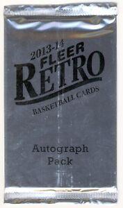 2013-14-Upper-Deck-Fleer-Retro-Basketball-Bonus-Autograph-Hobby-Pack
