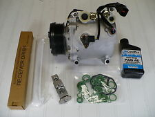 3.5L with 4-Pin connector A//C AC Compressor Kit for 2000-2002 Diamante