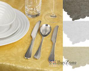 damas-floral-jacquard-Nappe-de-table-couleurs-variees-formes-tailles-rectangle