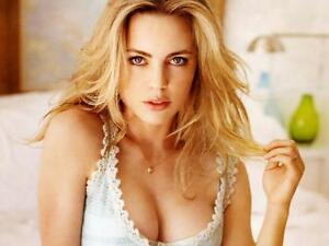 Image Is Loading Melissa George Hot Glossy Photo No7