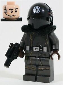 LEGO Star Wars Imperial Conveyex Gunner Minifigure 75217 Mini Fig