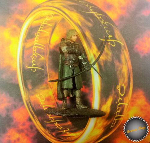 FIGURINE LORD OF THE RINGS SEIGNEUR DES ANNEAUX EAGLEMOSS METAL COLLECTION