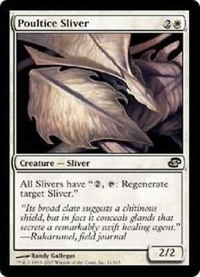 FRENETIC SLIVER Planar Chaos MTG Gold Creature — Sliver Unc