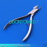 Pedicure Ingrow Toenail Clipper Cuticle Nail Cutter Chiropody Podiatry Nippers