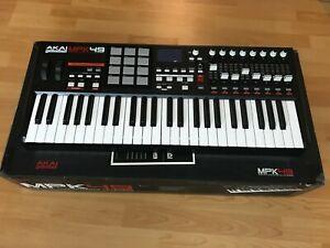 AKAI-MPK-49-MIDI-USB-KEYBOARD