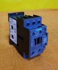 Furnas Siemens 3RT2027-1AK60 120V 3 Pole Contactor