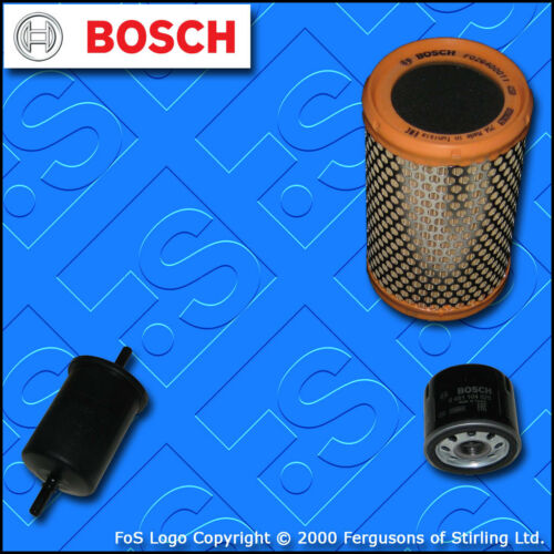 1998-2000 SERVICE KIT for RENAULT CLIO MK2 1.2 8V OIL AIR FUEL FILTERS