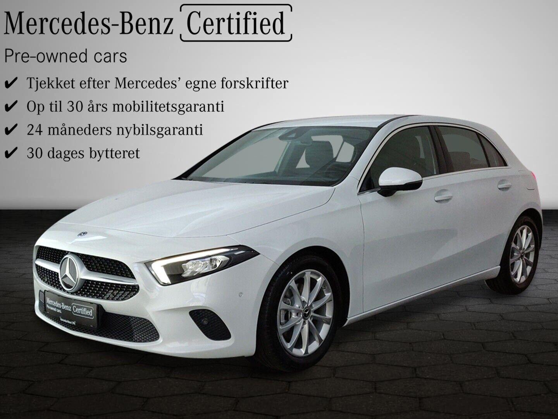 Mercedes A200 1,3 Advantage aut. 5d - 344.900 kr.
