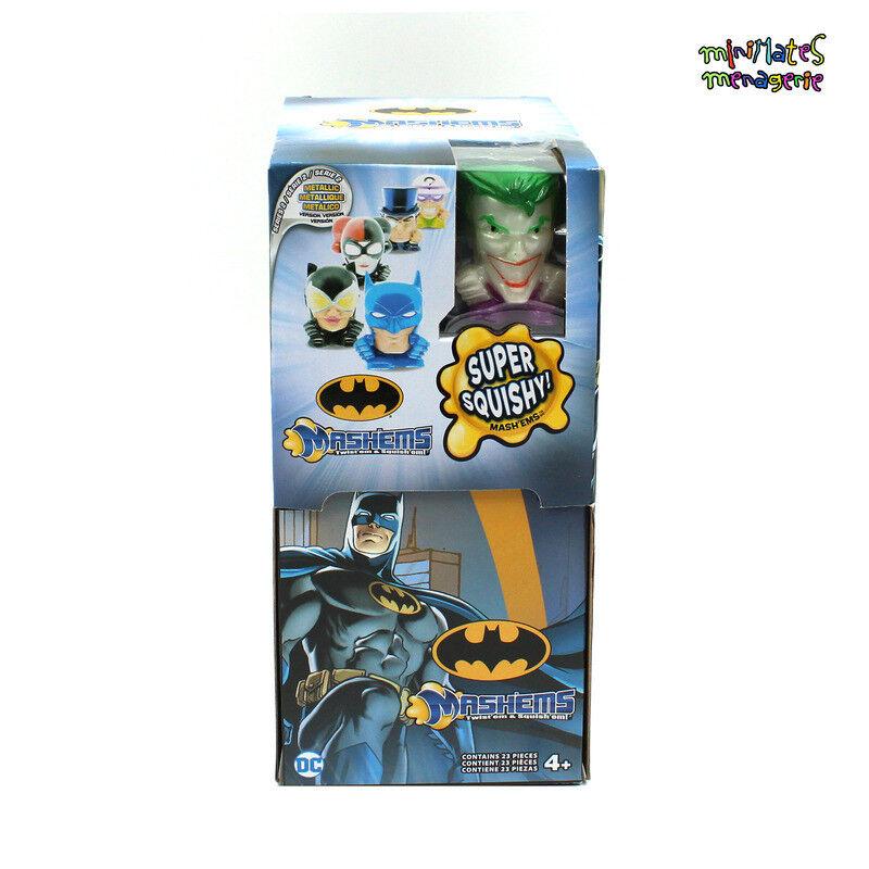 Mashems Batman Serie 2 Verpackt Schachtel von 24