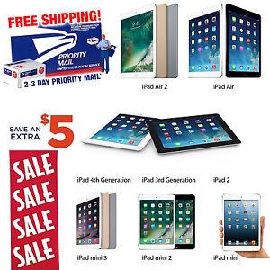 iPad-Air-mini-2-3-or-4th-Gen-16GB-32GB-64GB-128GB-Pro-Refurbished-WiFi-Tablet
