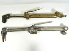 Smiths Sw 1 And Harris Model 85 Cutting Welding Blow Torches Untested