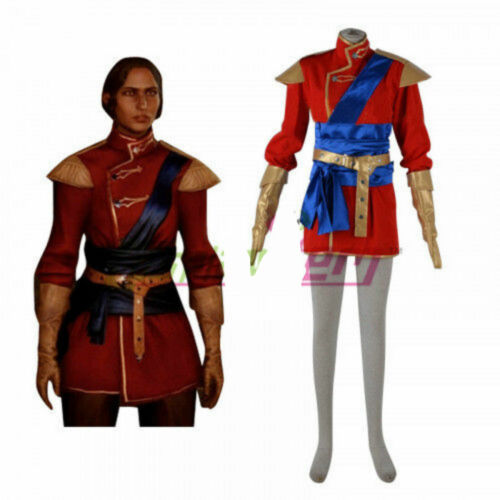 Dragon Age Inquisition Halamshiral Attire Cosplay Costume custom made  MM.2140