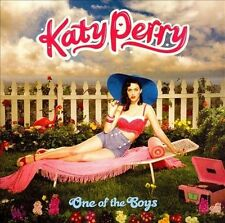 One of the Boys by Katy Perry (CD, Jun-2008, Capitol)