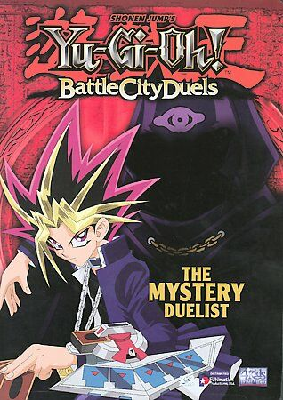 Yu-Gi-Oh Battle City Duels - Vol. 1 The Mystery Duelist DVD, 2004  - $1.09