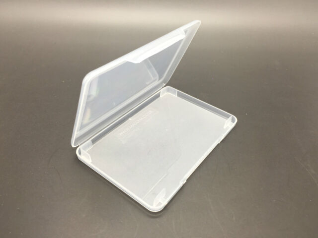 5 x plastic business card holders credit card case pocket wallet entry cards - Plastic Business Card Holders