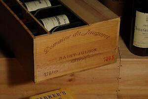 Superraritat-OHK-12-Flaschen-Domaine-du-Jaugaret-1993-Kult-St-Julien