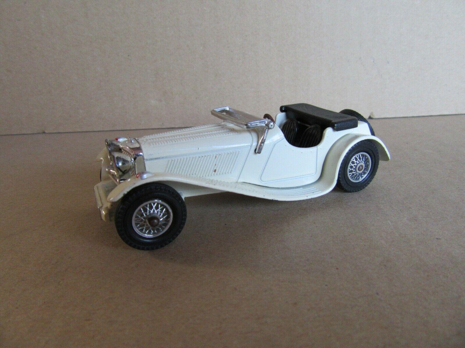 849i Rare Matchbox Y-1 Jaguar Ss 100 1936