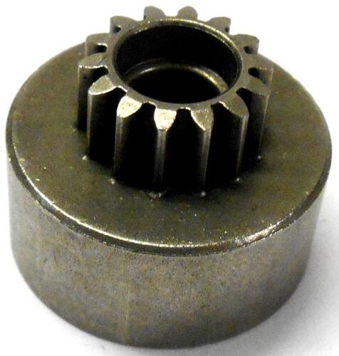 Échelle 1//10 .12 .18 RC Nitro Moteur 13 T 13 Dent Dents Embrayage Logement Bell