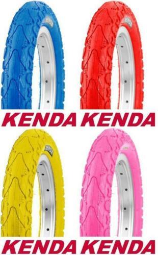 Rouge Kenda Pneu 12 in k-935 12 1//2 X 2 1//4 62-203 Jaune Bleu Enfants pneus