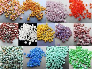 Czech Glass Pinch Spacer Pressé Perles 5 Mm Diverses Couleurs Pack De 100-afficher Le Titre D'origine ChronoméTrage Ponctuel