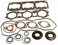 Polaris Xlt 600, 1995 1996 1997, Full Gasket Set And Crank Seals