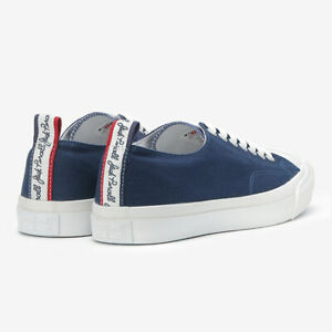 innovative design 5181e 9c80c Image is loading CONVERSE-JACK-PURCELL-LOGOTAPE-RH-Navy-Limited-Japan-