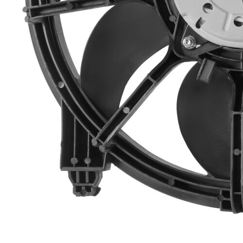 FOR 2009-2014 NISSAN MAXIMA FACTORY STYLE DUAL RADIATOR COOLING FAN ASSEMBLY