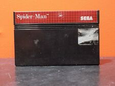 Spider-Man Sega Master System Cartridge Only PAL