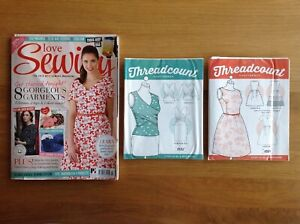 Threadcount Sewing Pattern 1501