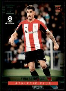 2019-20 Chronicles Soccer Panini Base Green #415 Yuri Berchiche - Athletic Club