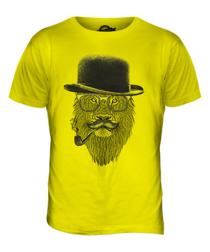 LION IN DISGUISE PRINTED MENS FASHION T-SHIRT TOP FUNNY HIPSTER SWAG TRENDY