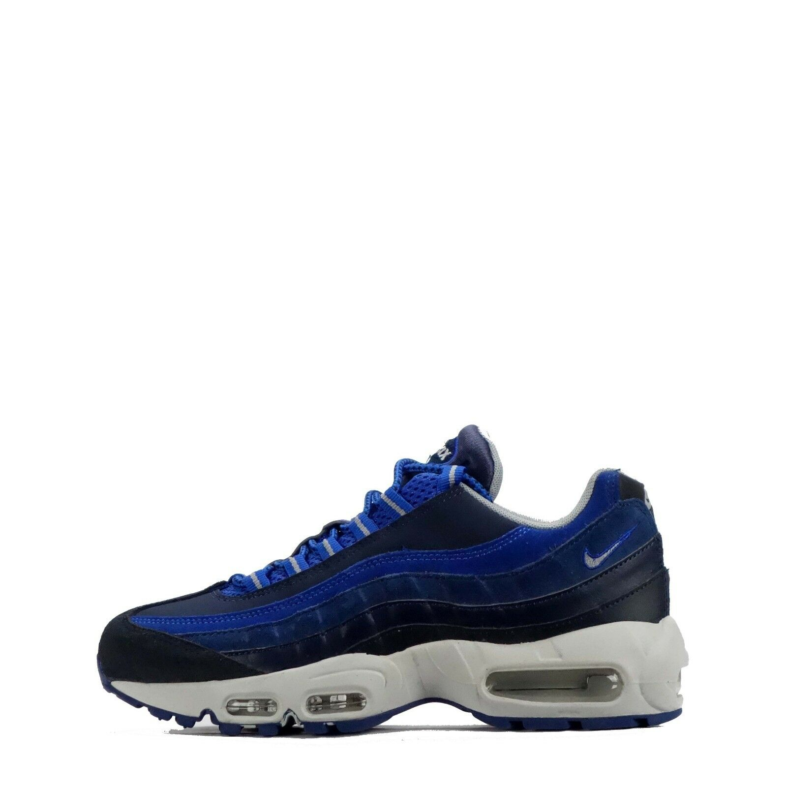 Nike Air Max 95 Essential Men's Shoes in Dark Obsidian/Grey