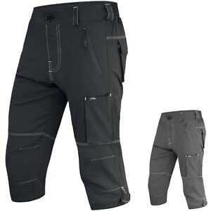 Brisk Bike MTB Shorts Including Padded Inner Shorts