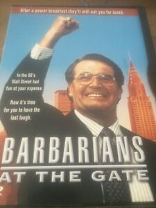 Barbarians at the gate the primary