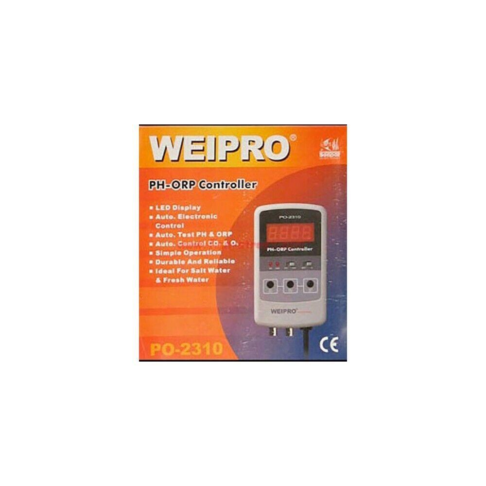 Ph   rotox Meter   Regler Weipro PH2310. Ideal für Calcium Reaktor & ; Ozon