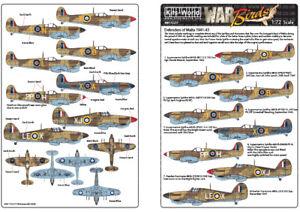 Kits-World Decals 1/72 Defensores De Malta #72217