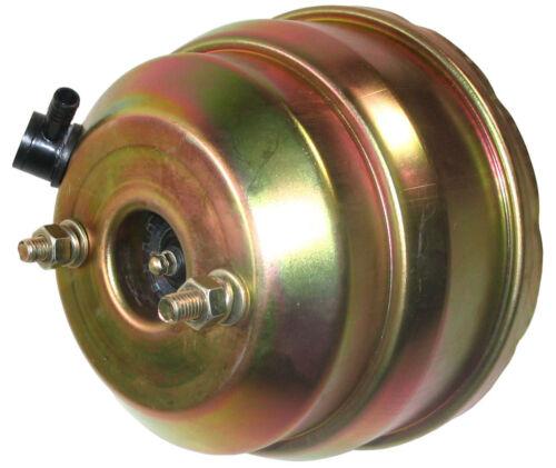 "NEW GOLD ZINC 8/"" DUAL DIAPHRAGM POWER BRAKE BOOSTER"