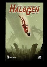 Halogen US Archaia COMIC vol.1 # 1of4/'15 Paper Pack