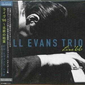 BILL-EVANS-TRIO-LIVE-039-66-JAPAN-MINI-LP-MQA-CD-Ltd-Ed-G88