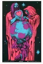 1970s Transplant black light poster replica magnet - new