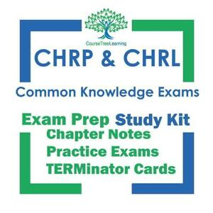 CHRP-KE CHRL-KE & Law HR Learning Common Knowledge Exam Study Guide for the HR Knowledge Exams Ontario Preview