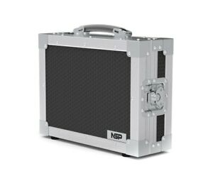 ASUS Zenbook PRO 15 UX580GD laptop flight case con vano portaoggetti