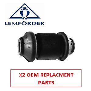 2x-LEMFORDER-Front-Wishbone-Bushes-for-VW-Mk2-Mk3-amp-Mk4-Golf