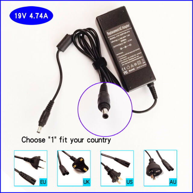 AC Adapter Charger Power for Samsung NP700Z7C-S01UB NP700Z7C-S01US NP700Z7CH 90W